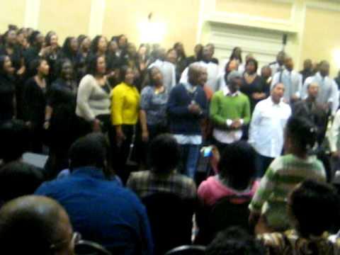 Uscu Gospel Choir Lord How Excellent
