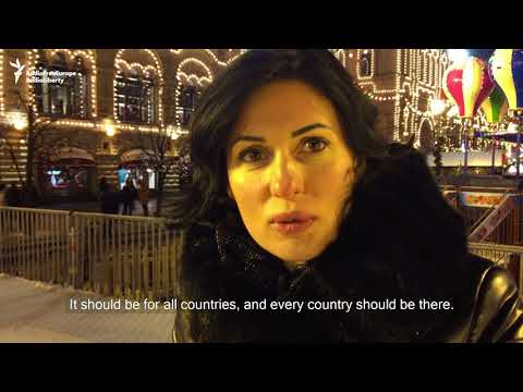 Vox Pop: Muscovites React To Russia Being Banned From Winter Olympics