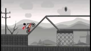 Бесплатные игры онлайн  Stick out Bike Challenge, флеш игра, гонка на байке, игры для мальчиков(, 2014-09-01T10:08:31.000Z)