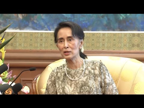 Myanmar Will Stick to Non Alignment Foreign Policy: Aung San Suu Kyi