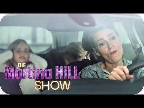Mamas heimliches Gesangstalent | Die Martina Hill Show | SAT.1 TV
