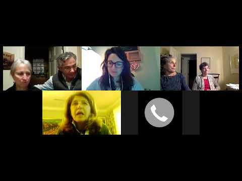 Team Pioneer Valley Pedalers Video Call
