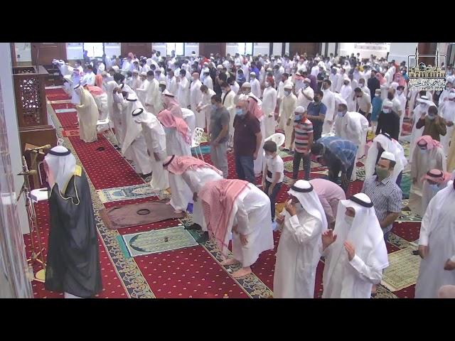 خطبة و صلاة الجمعة   الشيخ أيمن الشعبان   16 ربيع الأول 1443 هـ