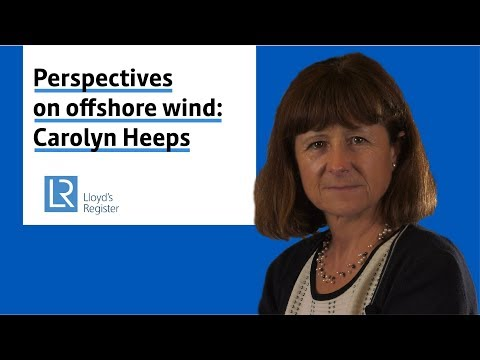 Perspectives on offshore wind: Dr Carolyn Heeps on the US market