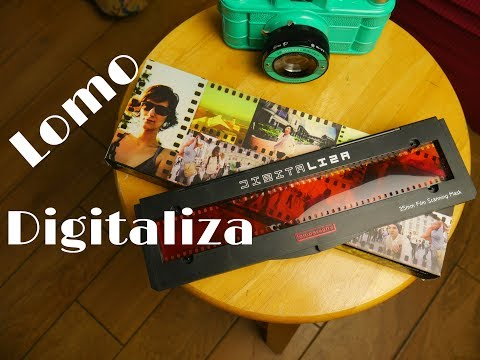 Lomography Digitaliza Scanning Mask Review