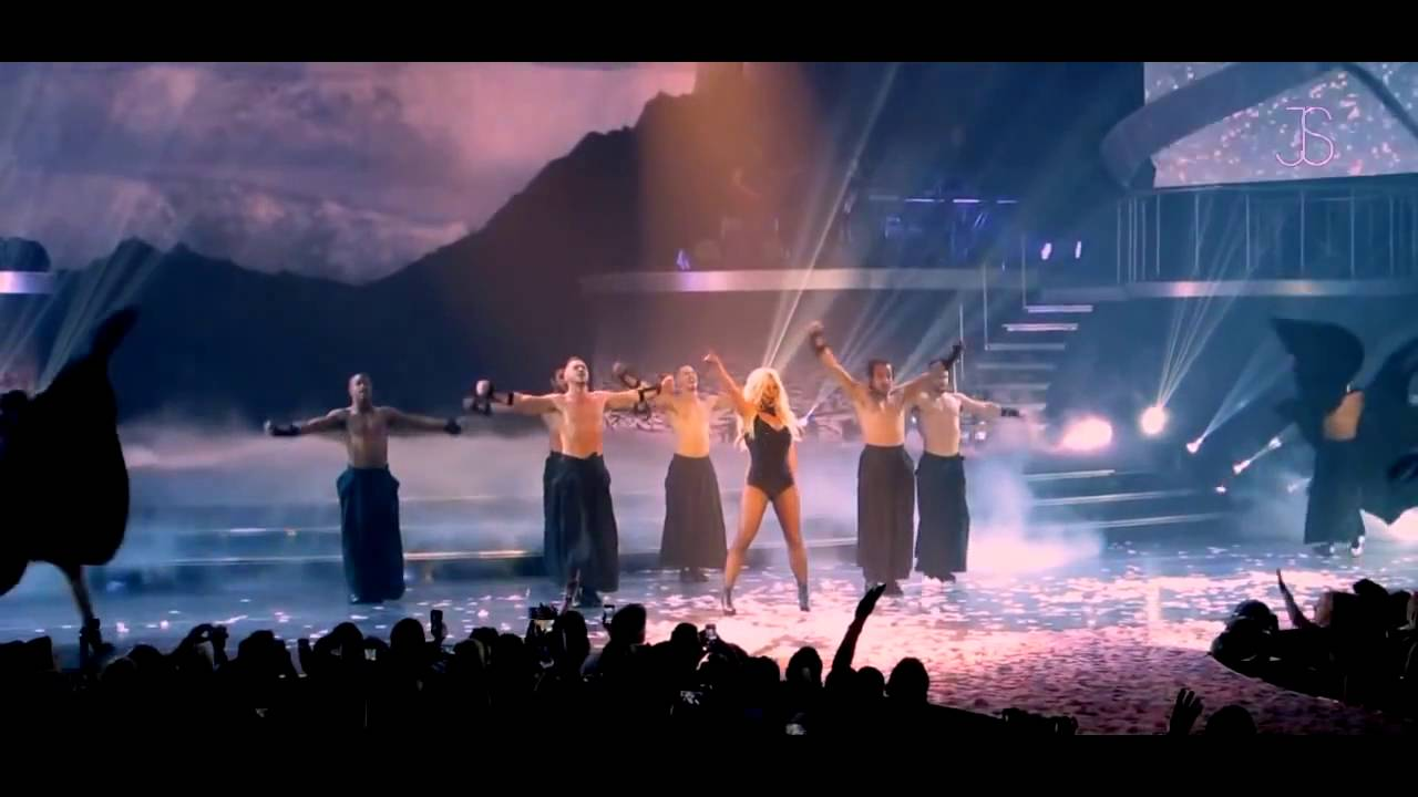 (HD) Britney Spears : Live From Las Vegas   Part Two ( The Fan Editon )