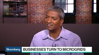 Bloom Energy CEO Expects More Companies to Turn to Microgrids