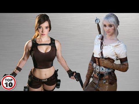 Top 10 Video Game Cosplays
