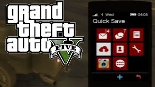 Quick Save Game in GTA 5