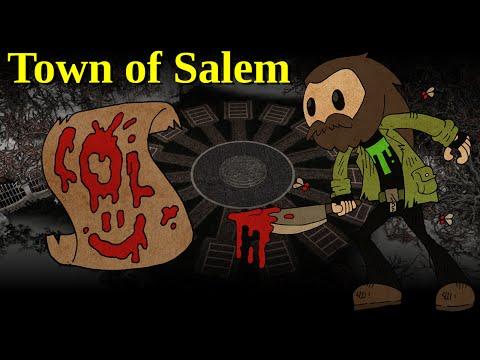 The Name's Tea. Travis Tea.   Town of Salem