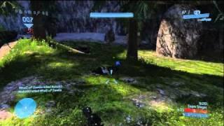 Halo 3 Kick Ass Gameplay/ Team Slayer On Valhalla