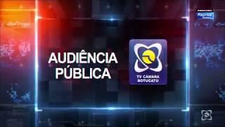 Audiência Pública 28/09/2017 - Lei Orçamentária (LOA) 2018