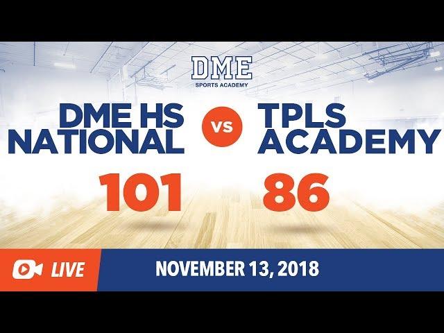 DME HS National vs. TLPS