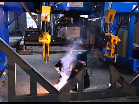 производство металлоконструкций, сварной балки