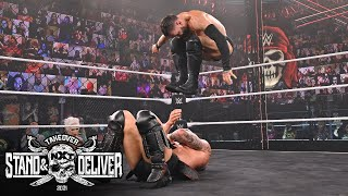 Bálor unfazed by Kross' display of strength: NXT TakeOver Stand & Deliver (WWE Network Exclusive) Thumb