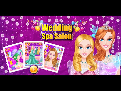 Wedding Spa Salon  Girls Games - Aplikasi di Google Play 360e103600