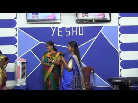 Kannada Christian Skits Maranatha Hospet By Women