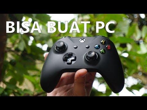 Nyobain XBox One Wireless Controller Untuk PC Windows 10