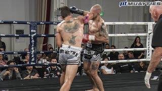 Video Muay Thai - Luca Negreira vs David Pennimpede, Rebellion Muay Thai 19, 12.5.18. download MP3, 3GP, MP4, WEBM, AVI, FLV Juni 2018