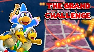 The Grand Challenge Galaxy - Harder Than The Perfect Run?