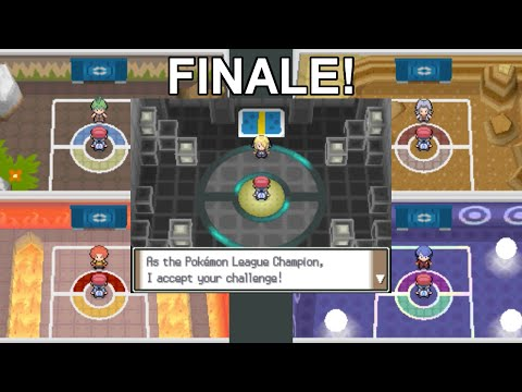Platinum Nuzlocke FINALE! – Ep. 52: Where Credit is Due