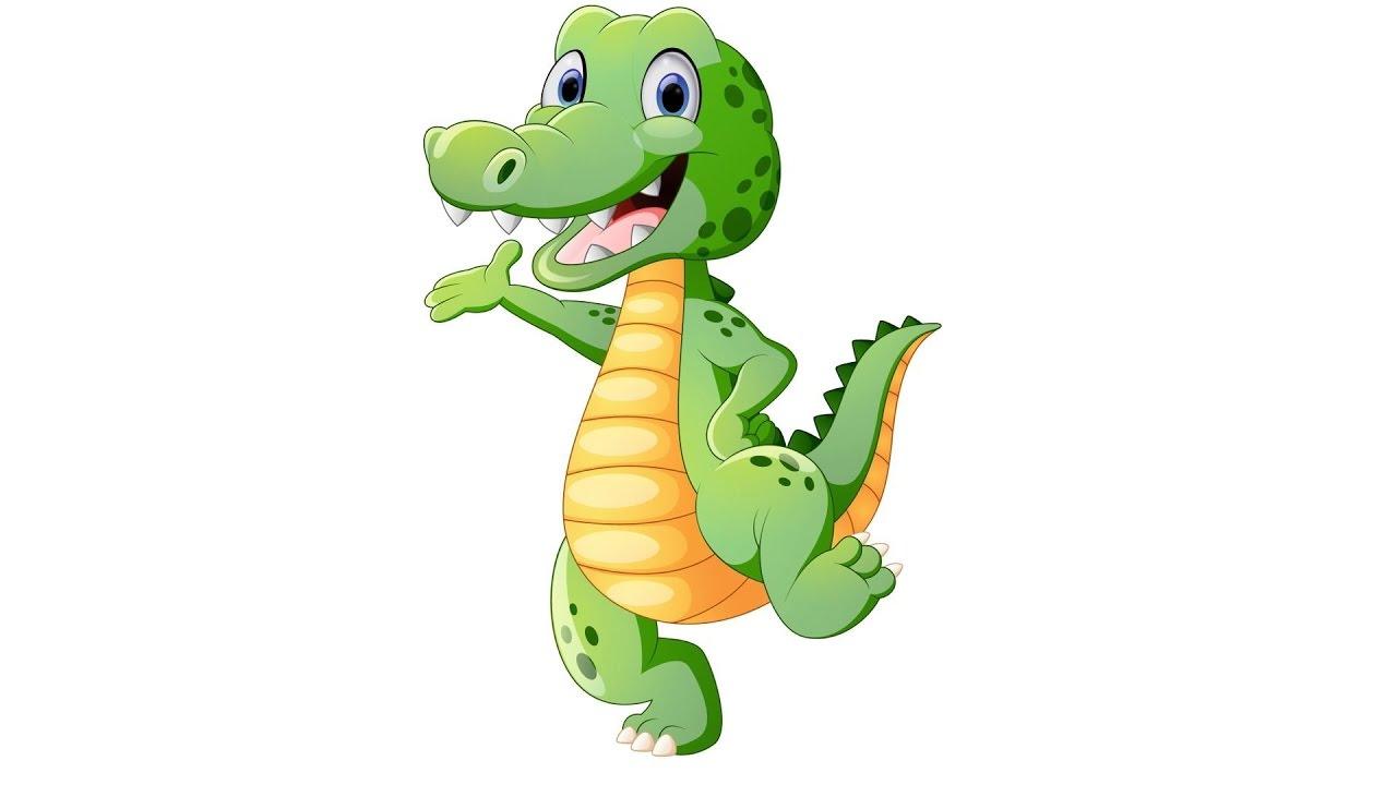 Das krokodil tierlied zum mitsingen f r kinder mit song for Kochutensilien fur kinder