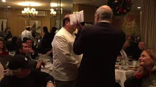 The Teddy Smith Show - Celebrating Frank Sinatra with Patsy's Italian Restaurant's Sal Scognamillo!