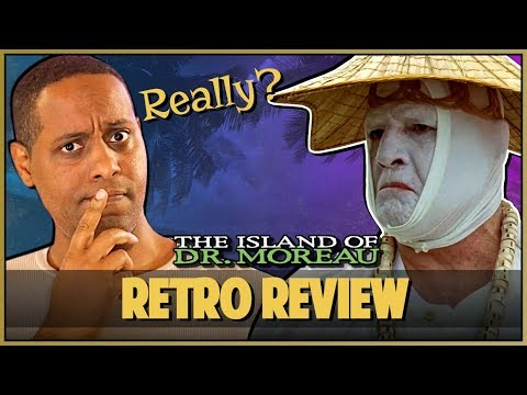 THE ISLAND OF DR MOREAU 1996 / BAD MOVIE REVIEW - Double Toasted