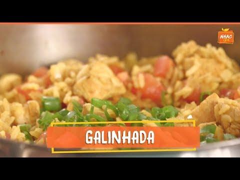 Galinhada   Rita Lobo  Cozinha Prática