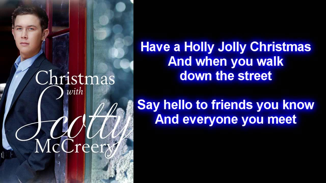 Burl Ives - Holly Jolly Christmas (Lyrics) - YouTube