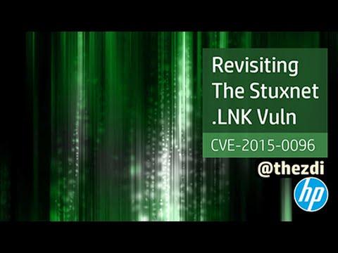 Revisiting The Stuxnet .LNK Vuln