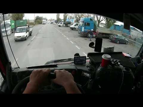 Truck driving vlog#4 - Arimarea marfii!?
