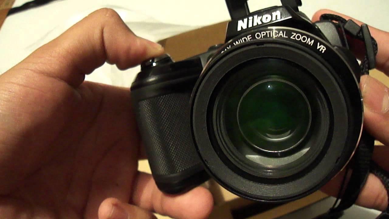 unboxing nikon coolpix l120 en espa ol part 1 youtube rh youtube com manual camara nikon coolpix l120 español manual de usuario nikon coolpix l120