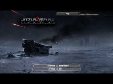 Company Of Heroes Star Wars Mod Youtube