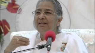 ज्ञान का महत्व BK Chakradhari Didi (14/10/2014)