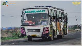 ADH Bella Tuticorin to Nazereth mofussil bus
