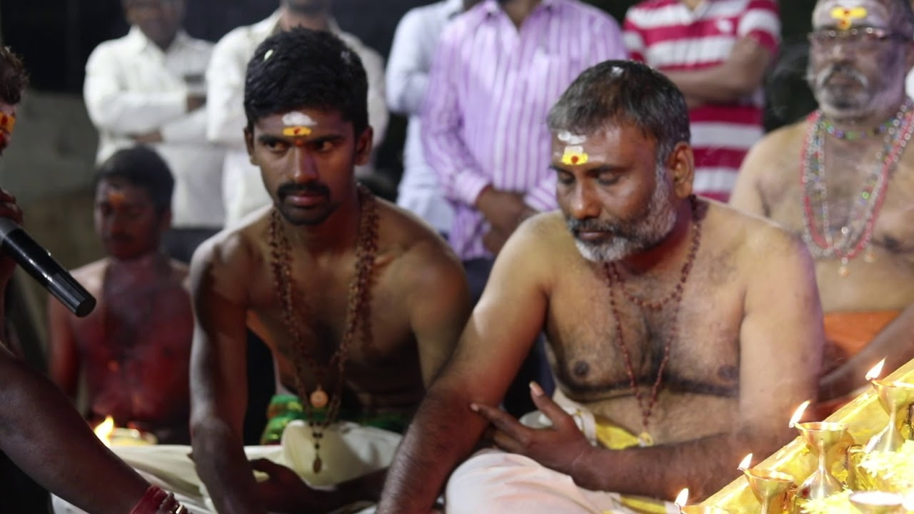 Nikhil Swamy Ayyappa Padi Pooja 2017 A Film By VidyaSagar