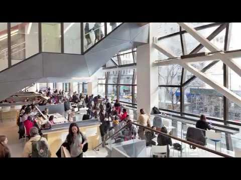 The New School Opens the Doors to its University Center