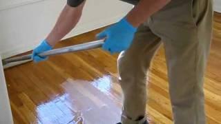 HardWood Flooring Buffing & Recoating in Scottsdale Arizona Screen and Re-coat