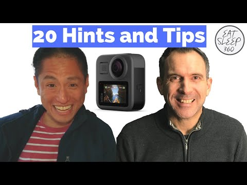 Gopro Max Camera 20 Tips and Tricks