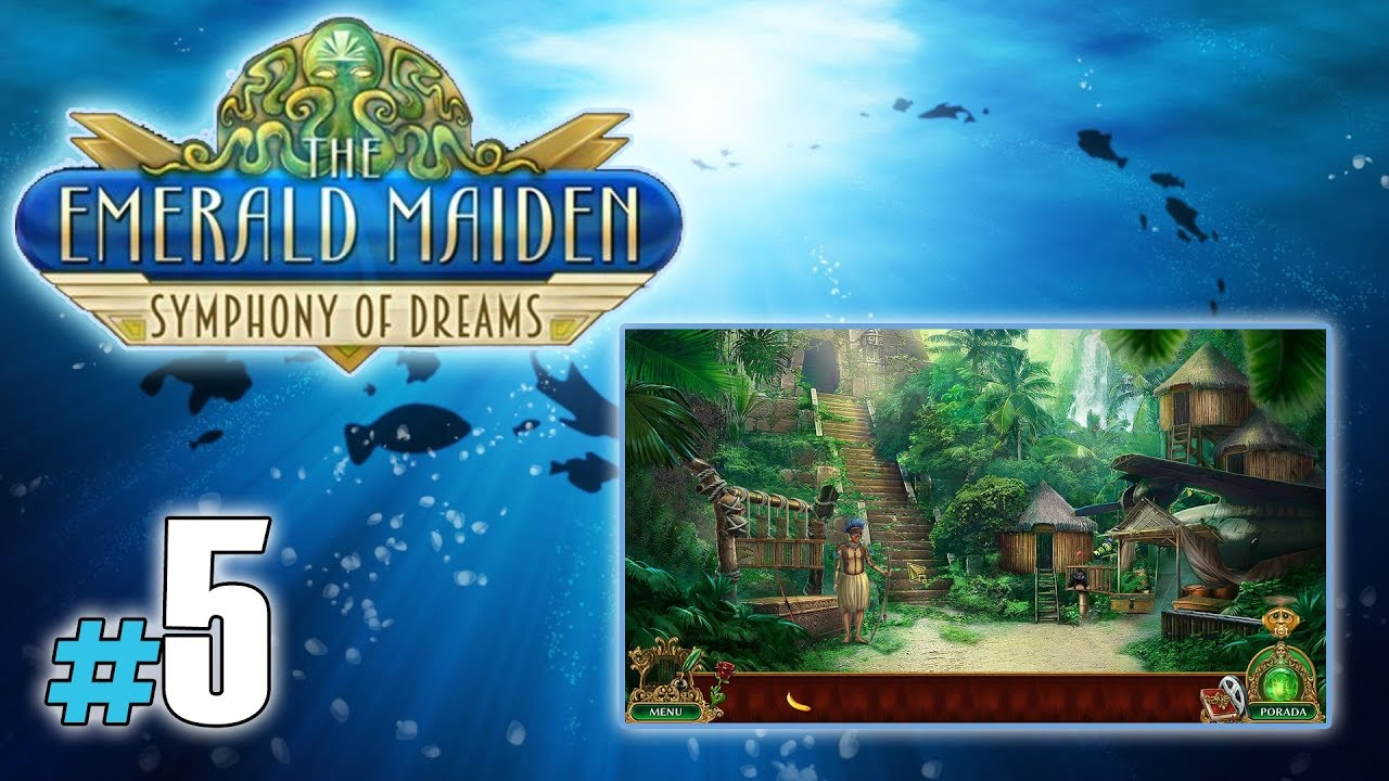 """Let's Play: The Emerald Maiden: Symphony of Dreams odc. 5 – """"Zaginione tukany"""""""