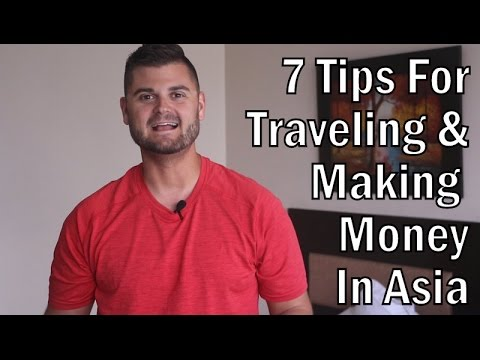 how to make money while traveling reddit