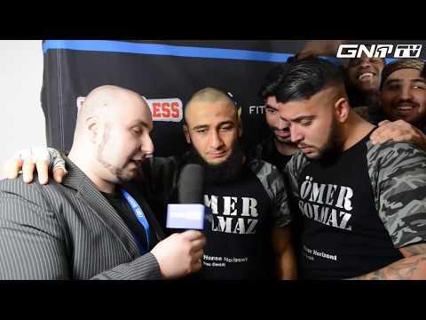 GMC 13: Ömer Solmaz Interview nach Titelkampf gegen Taylor Lapilus