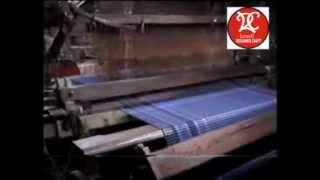 Weaving of Textile/Weaving of Scarf on JACQUARDLOOM--Video- Thumbnail