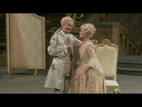 Der Rosenkavalier Mit Ihren Augen voll Tränen Houtzeel Octavian