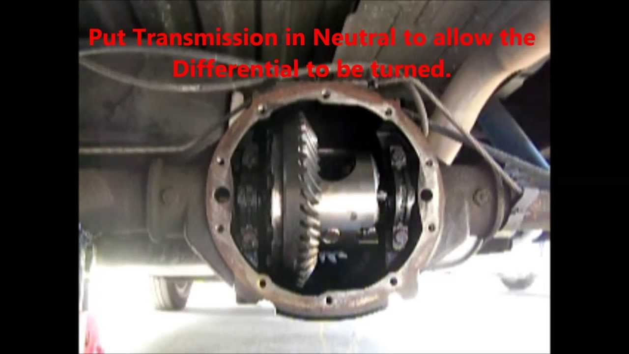 GMC Sierra 1500 Eaton G80 Locking Differential Axle Clips - YouTube