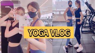 ARIAZ Hyogyeong and KAHEVA's Yoga   아리아즈 효경이와 카헤바의 요가