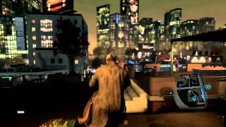 Amazing Watch Dogs Parkour Montage!