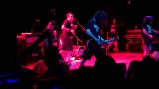 Napalm Death Low Life Live At The House Of Blues 11-14-12