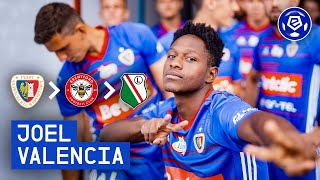 Joel Valencia - Top 5 goli w Ekstraklasie!